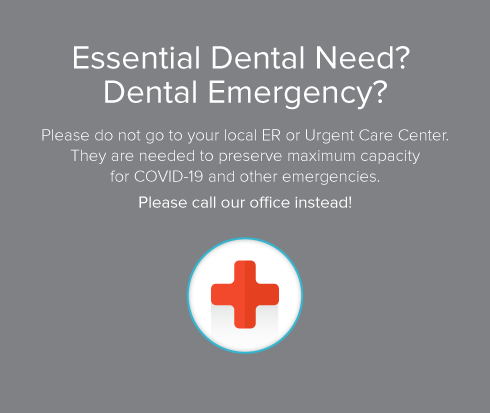 Essential Dental Need & Dental Emergency - Eastgate Modern Dentistry